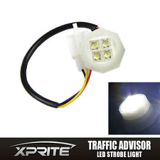 1 White LED Hide Away Strobe Tube for 120w / 160w Kits Replacement Bulbs