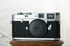Leica M2 M-2 35mm Rangefinder Film Camera Body with cap - no reserve