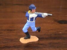 Timpo 4th Series US 7th Cavalry Trooper - Wild West - 1970's