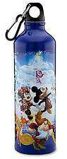 25th Anniversary World of Disney Water Bottle Mickey Minnie Tinkerbell Rapunzel