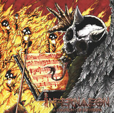 INFERNAEON - A Symphony Of Suffering - CD - Neu OVP - Blackened Death Metal