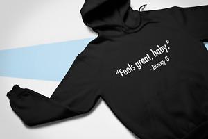 Feels Great Baby Hoodie - Feels Great Baby Shirt Hooded Sweatshirt