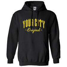 Custom Original Outlaw HOODIE - Personalized Your City Town Hooded Sweatshirt