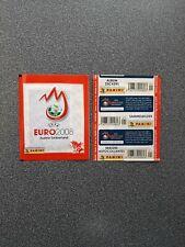 PANINI EURO 2008 RED 1 PACKET ZAKJE POCHETTE TUTE BUSTINA