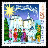 Luxembourg 2004 - Christmas - Sc B440 MNH