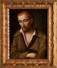 Dipinto antico. XVIII secolo, 1700 (18eme, 18th, 18jd). SCUOLA ROMANA