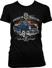 American Tradition Ford V8 Ford Motor Company 1905 Juniors T-shirt