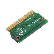 2014 2015 Macbook 12+16pin to M.2 NGFF M-Key SSD Convert Card for A1493 A1502
