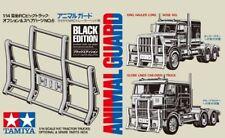 Cabina camión 56547 Tamiya protector de animales-Negro