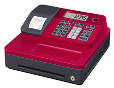 CASIO SEG1S-R Cash Register Small Drawer Cashier Red