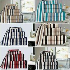 Royal Victorian Stripe Towel 100% Flossy Cotton Stripe Design Excellent Quality-