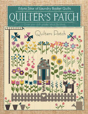 Quilt Book ~ QUILTER'S PATCH ~ by Laundry Basket Quilts