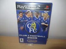 Chelsea Club Fútbol 2005 (PS2) PLAYSTATION, PAL, NUEVO PRECINTADO
