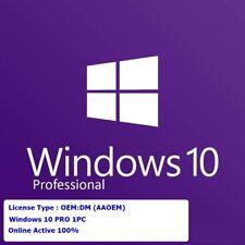 Windows 10 Pro OEM (REAL OEM)