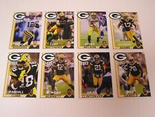 (25) 2017 Green Bay Packers Police Team Set Aaron Rodgers Jordy Nelson LOT