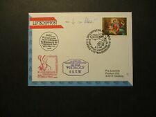 1992g) 4742 St. Nikola/Pram 6.12.1992 - 2. Luftschiff Pro Juventute