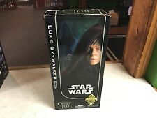 "Sideshow Star Wars EXCLUSIVE LUKE SKYWALKER JEDI ORDER #2104 12"" 1/6 Figure NIB"
