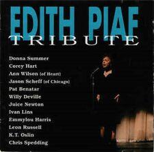 EDITH PIAF - TRIBUTE - COMPIL - DONNA SUMMER - COREY HART - CD ALBUM  13Titres