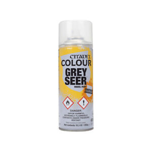 Grey Seer Spray 400ML - Brand New & Sealed