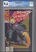 Ghost Rider #v2 #1 CGC 9.6 1990 Marvel 1st App Don Ketch as Rider & Deathwatch