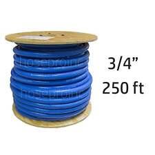 "250 ft 3/4"" ID FlexFab Silicone Heater Hose 5526 Blue 19mm 350F Radiator Coolant"