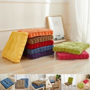 Booster Seat Cushion Outdoor Cushions Chunky Office Garden Chunky Chair Pad