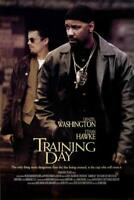 Training Day Movie POSTER 11 x 17 Denzel Washington, Ethan Hawke, C