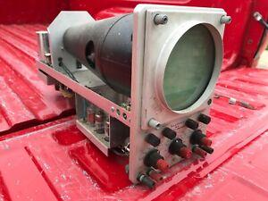 Heathkit OR-1 DC Oscilloscope ~ Collector Item ~ FOR PARTS OR REPAIR