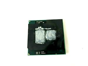 Intel Core i7-620M 2.66GHz Dual-Core Mobile Laptop CPU SLBPD Socket G1 - CPU460