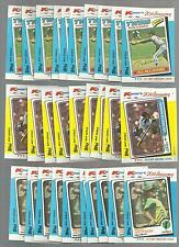 1982 Topps K-Mart #26 STEVE GARVEY  (LOT OF 10  MINT)  FREE COMBINED S&H
