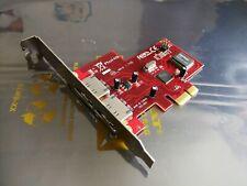 External SATA PCI-E Dual Port Raid 5 Card Controller