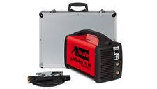 Telwin saldatrice inverter 180a 230V + Acc. Mod. Technology 216HD Professionale