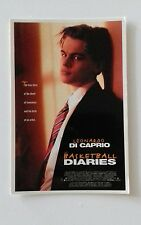 "MOVIE POSTCARD - Basketball Diaries 6""X4"" Movie Film Collectors Postcard Lot 1"