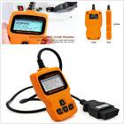 Om123 Obdii Obd2 Eobd Car Fualt Code Reader Scanner Diagnostic Service Tool 1pcs
