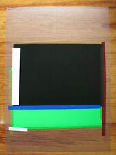 Joachim Grommek 1 Original Farbserigraphie auf PVC handsigniert datiert (von 5)