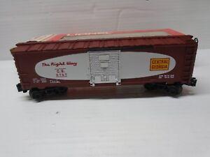 O SCALE  Lionel 6-9757 Central of Georgia Boxcar LN/Box