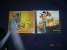 KUNG POW  ENTER THE FIST  ORIGINAL SCORE  MUSIC BY ROBERT FOLK  PROMO ONLY CD