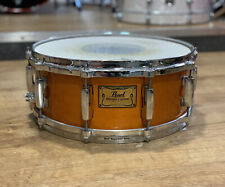 Pearl Masters Custom Snare Drum Maple Shell #337