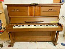 Altes Riese Konzertklavier / Klavier - Vintage - Holz - B. Anselm München