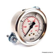 FESTO 345395 MA-40-16-1//8 jauge de pression manomètre
