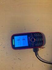 Samsung Intensity SCH-U450 - 128 MB - Red (Verizon) Cellular Phone