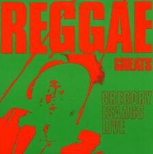 Gregory Isaacs - Reggae Greats Gregory Isaacs Live - New Vinyl Record LP