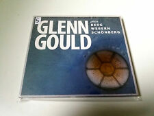 "GLENN GOULD ""PLAYS BERG WEBERN SCHÖNBERG"" CD 5 TRACKS COMO NUEVO DIGIPACK"