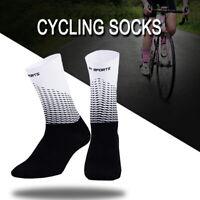 Cycling Socks MTB Road Racing Bike Bicycle Sock Anti-Sweat Sport Socks Men Women