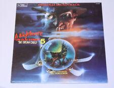 "A Nightmare On Elm street 5 ""The Dream Child"" - OST - Varese Sarabande - Sealed"