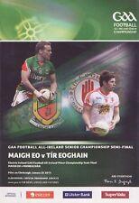 GAA 2013 Mayo v Tyrone - Senior Football Championship Semi-Final Programme