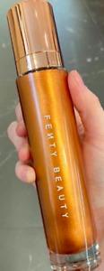 100% Authentic Fenty Beauty Body Lava Luminizer Cognac Candy New Shade In Box