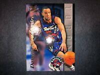1995-96 FLEER ULTRA BASKETBALL DAMON STOUDAMIRE #253 EXP RAPTORS NBA CARD FS