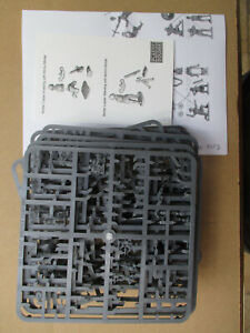 D12C05 INFANTERIE RUSSE 12X SUPPORT PLASTIC SOLDIER (15mm) FoW FLAMES OF WAR WW2