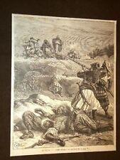 Combattimento nello Scioà o Scioa o Ge'ez ሽዋ šawā o šewā Regione storica Etiopia